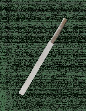 Sanitizable metal file